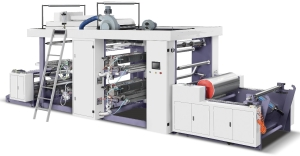 Флексопечатная машина GYT4-800