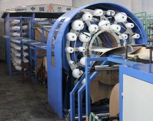 Ротор для нанесения армирующей нити