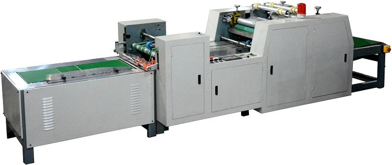 Флексопечатная машина SBY-A-500