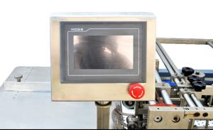 Сенсорная панель управления машиной