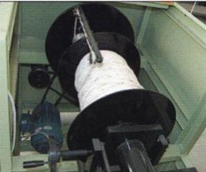 Процесс плетения каната