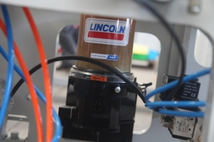 USA LINCOLN LUBRICATION SYSTEM-мин