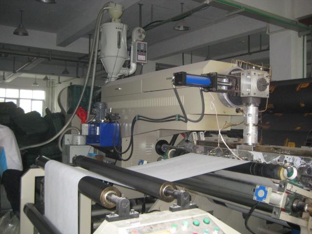 Экструзионный ламинатор 1