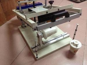 Ручной станок для печати на бумажные стаканы