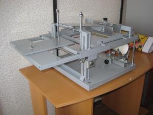 Ручной станок для трафаретной печати 2