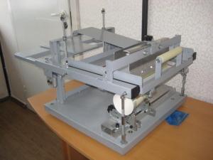 Ручной станок для трафаретной печати