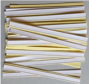 Пластиковая клип-лента для бумажных пакетов (мин)