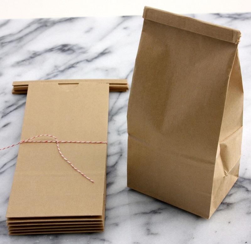 Пакеты с ручками своими руками 49